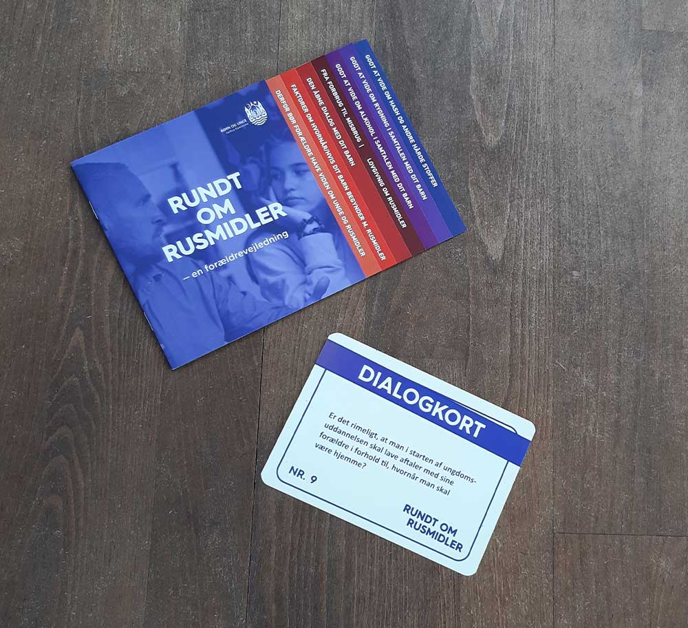 Rusmiddelkampagne for Århus Kommune