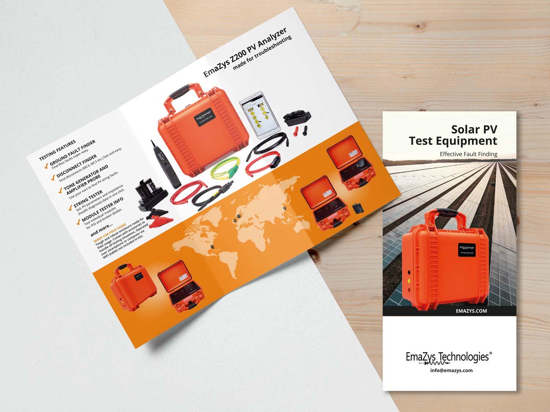 Emazys brochure